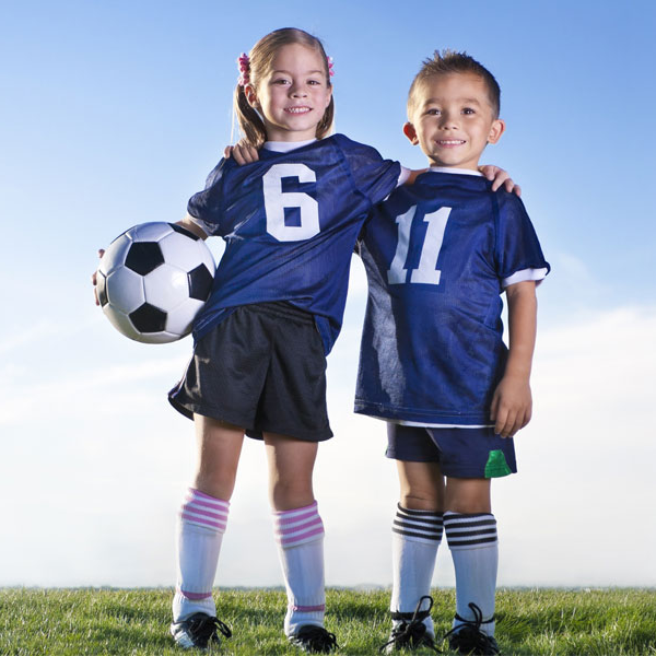 Sports participation adds to the Child's holistic development!