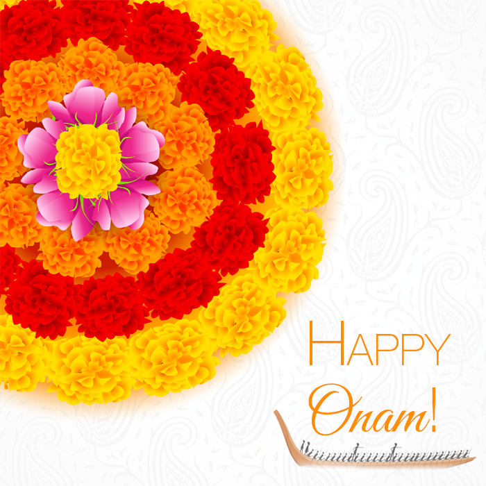 Happy Onam!