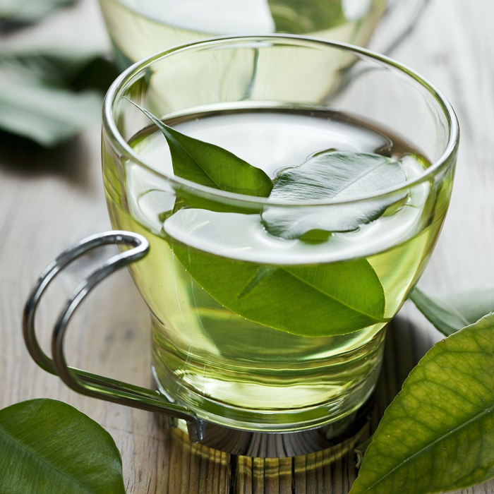 Green Tea Fights Allergies