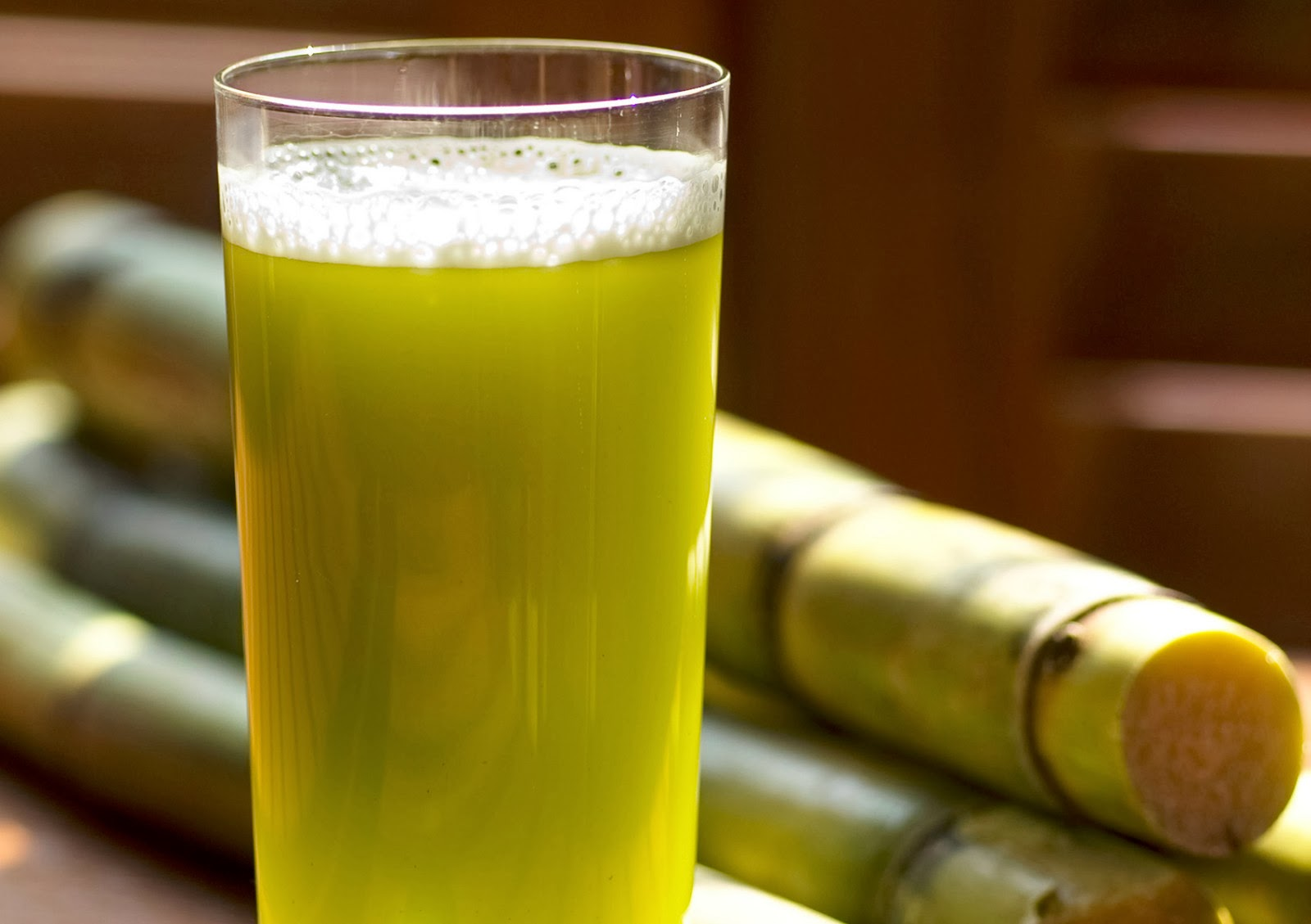 Beat the October Heat with Sugarcane Juice!