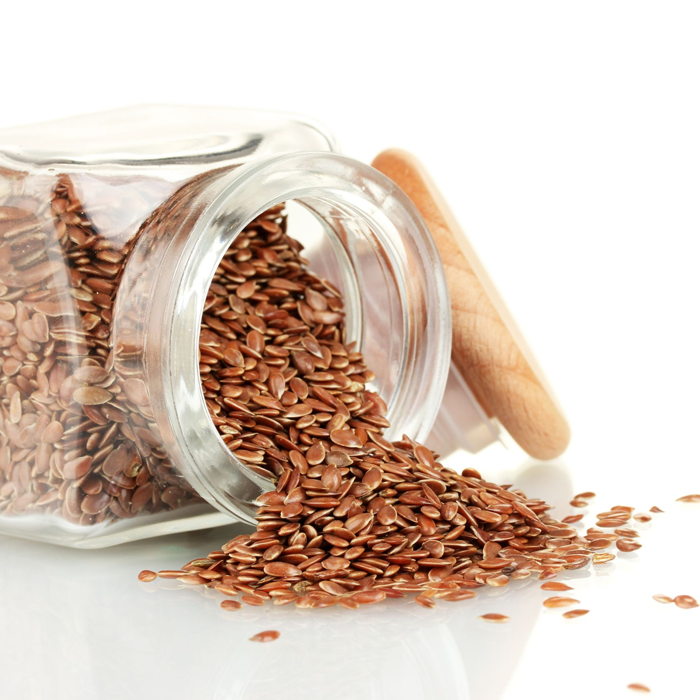 Prevent Breast Cancer with Flaxseeds!