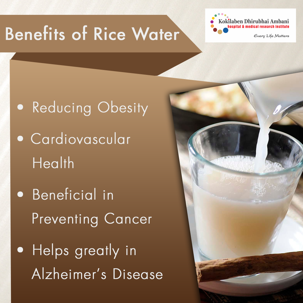 Health Benefits of Rice Water (Kanji)