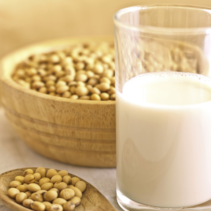 Soy milk health benefits