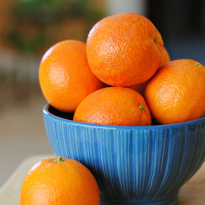Load up on vitamin C to keep winter ailments at bay.