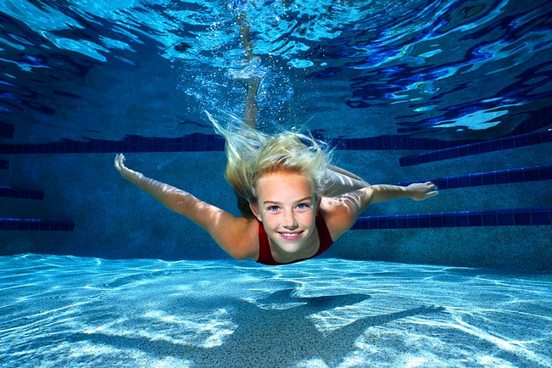 Can swimming cause hearing loss?
