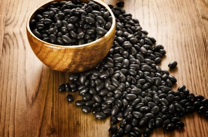 Black Beans - Antioxidants rich foods