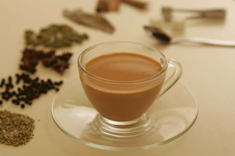 Masala chai – Not just tasty but Healthy too!
