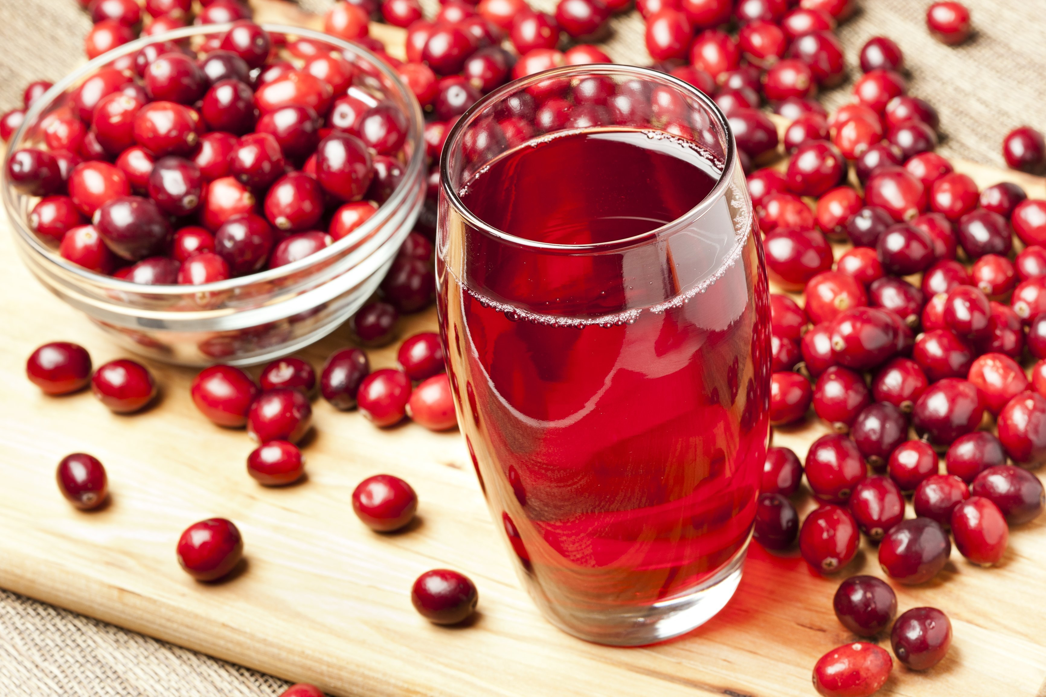 Benefits of Cranberry