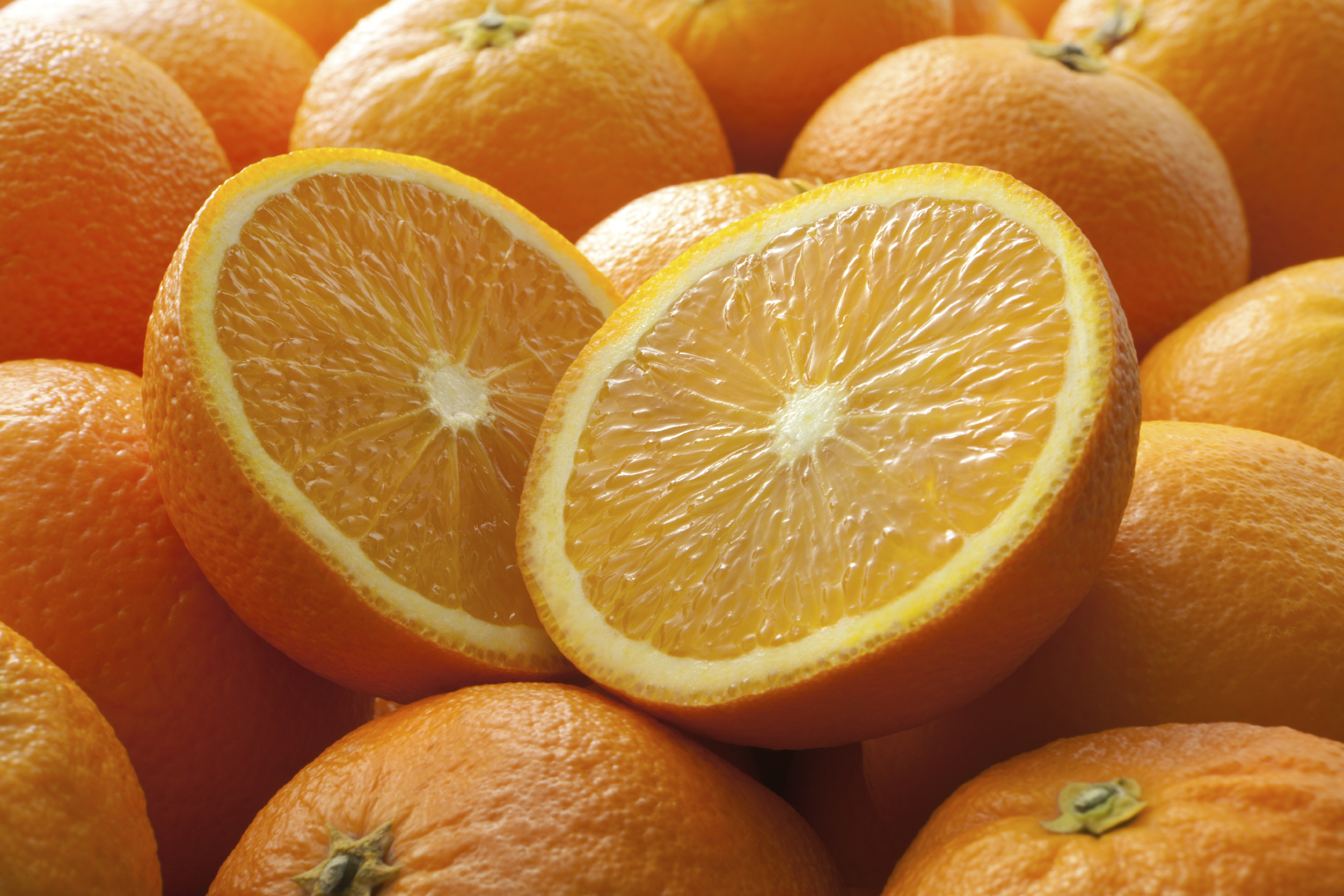 Keep muscle cramps at bay by consuming plenty of Oranges!