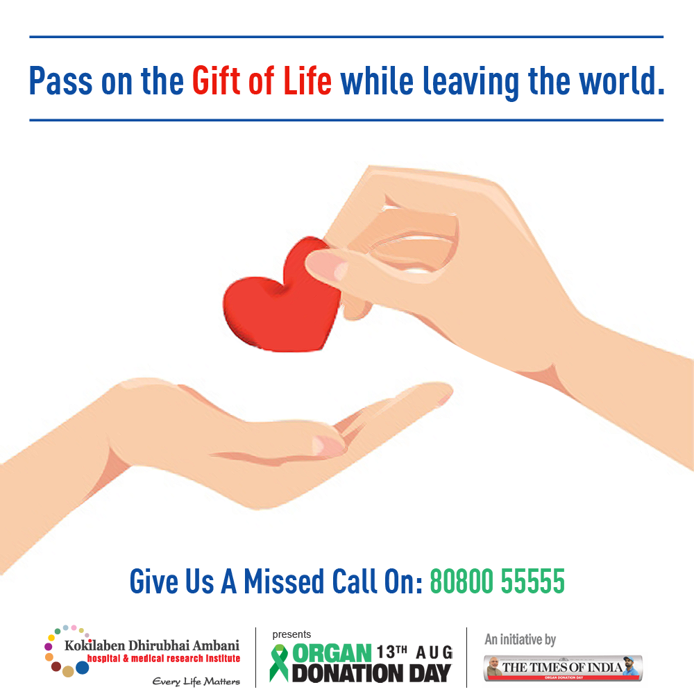 Pass on the gift of life