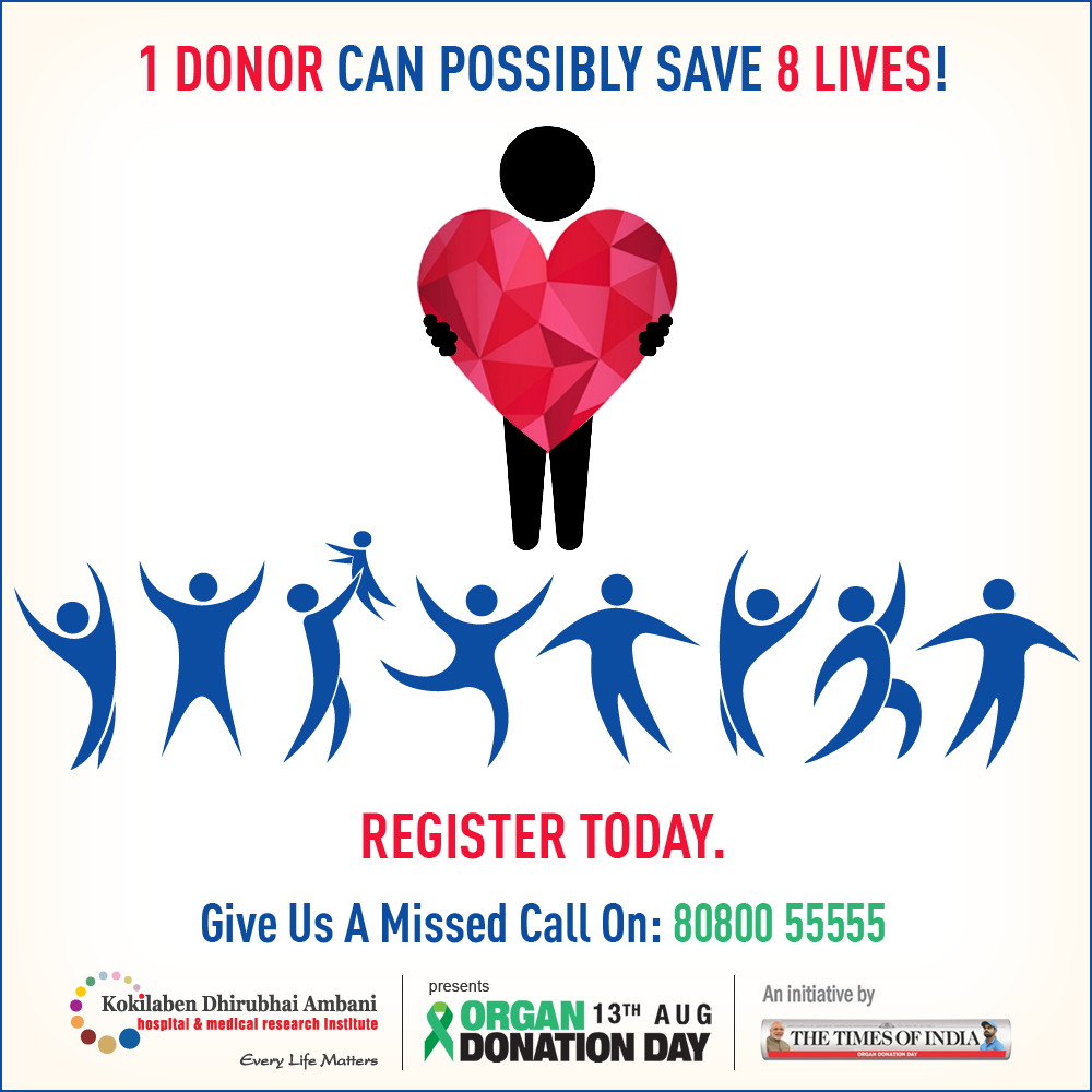 Organ Donation - A noble cause