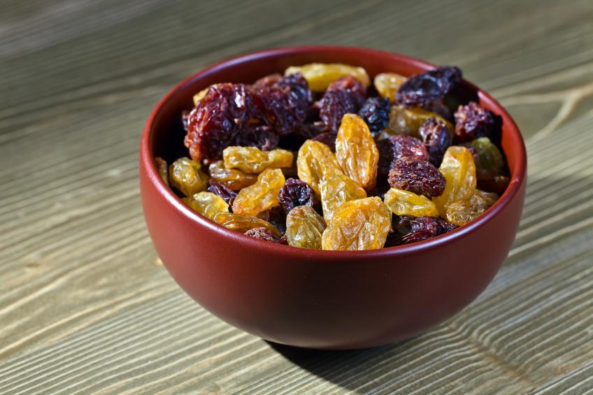 Make Raisins your bestfriend!