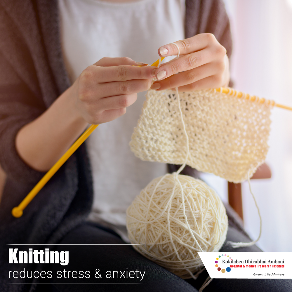 Knitting is not just a hobby