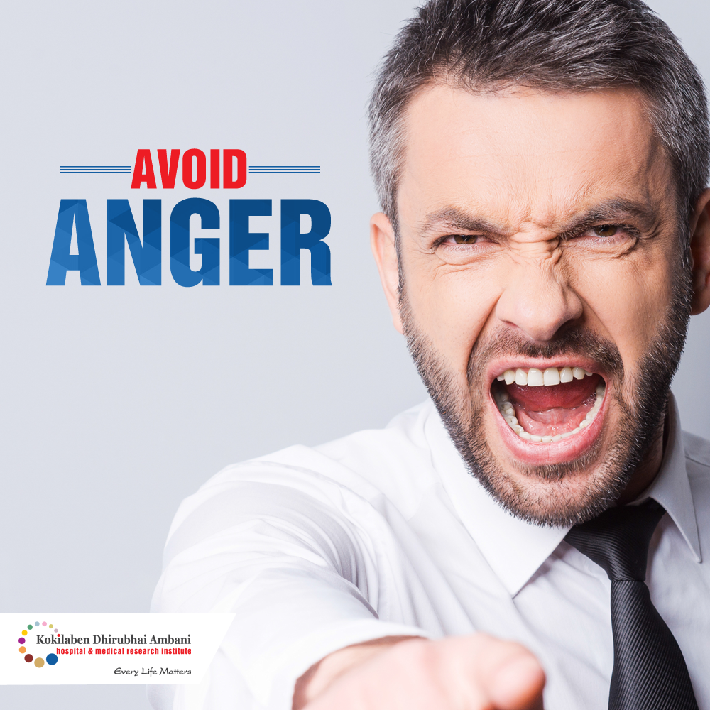 Avoid Anger