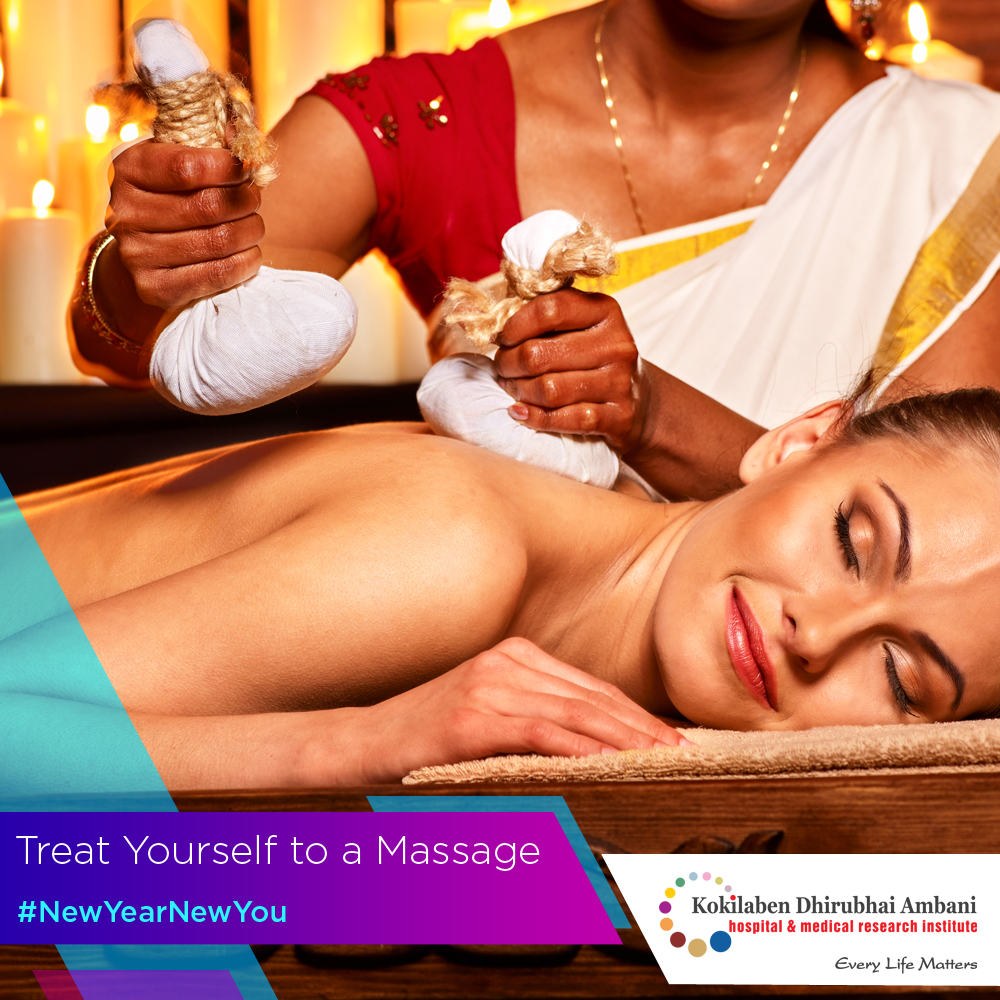 Treat Yourself to a Massage