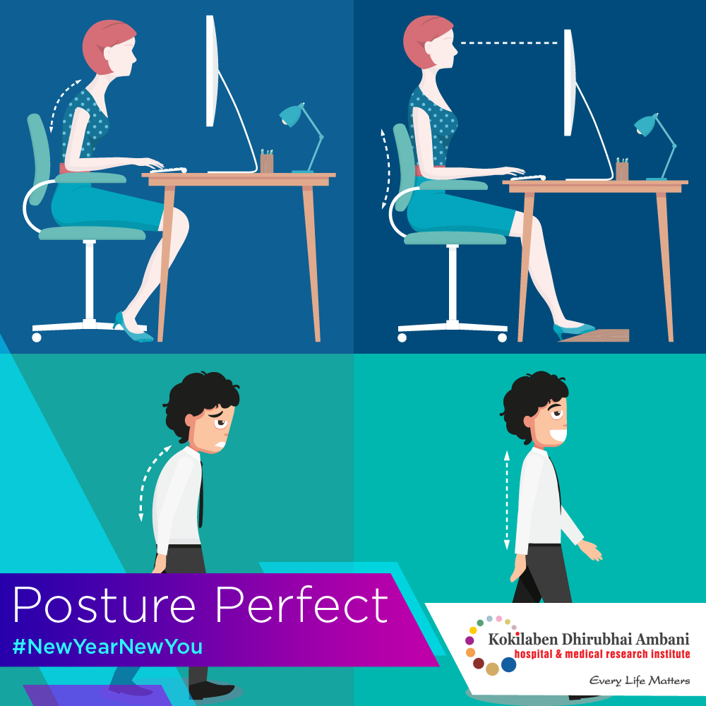 Are you Posture Perfect?