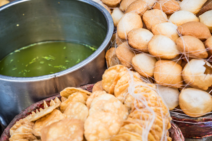 Stay Away from Roadside Pani Puri