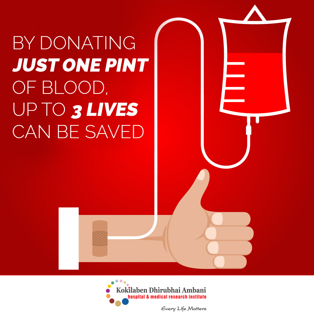 Donate Blood!
