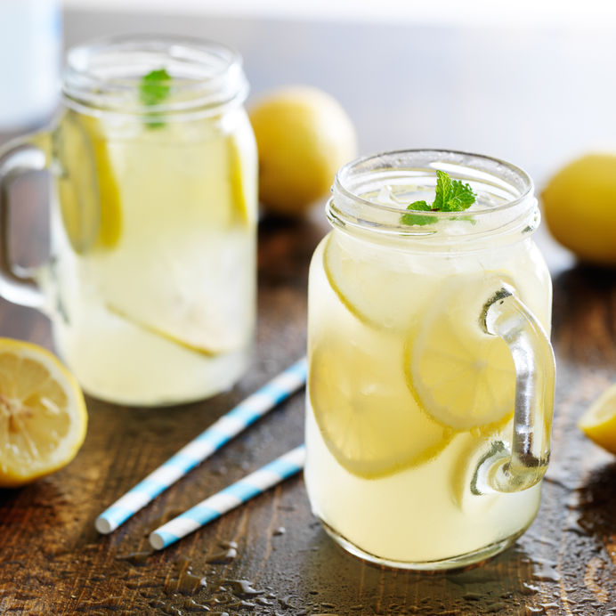 Load up on Lemonade