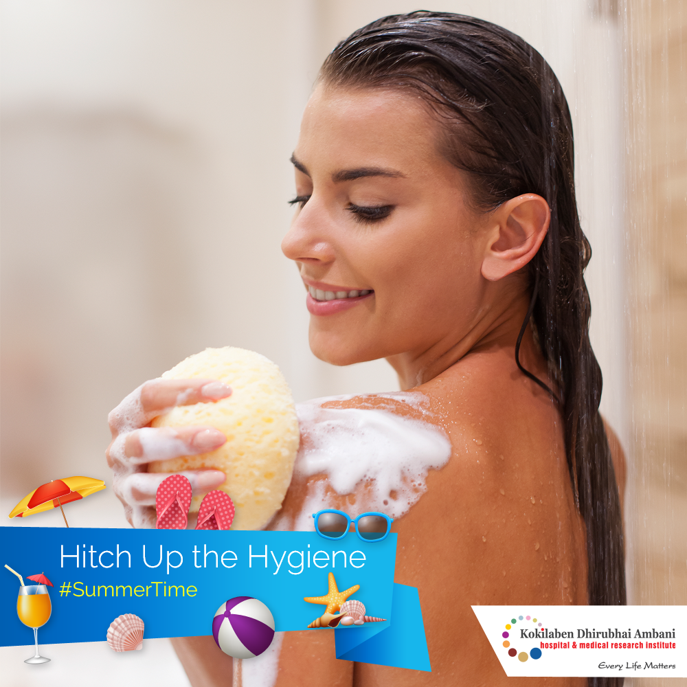 Hitch up the hygiene!