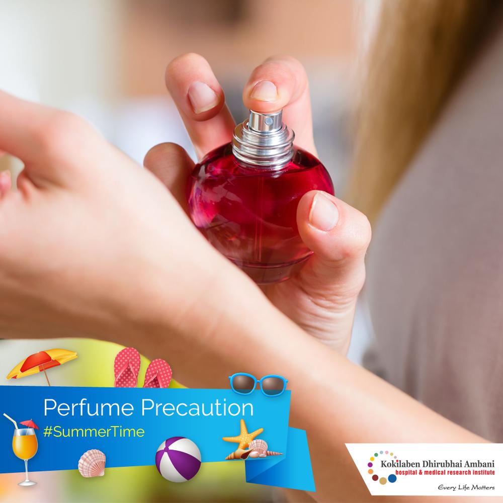 Perfume Precaution