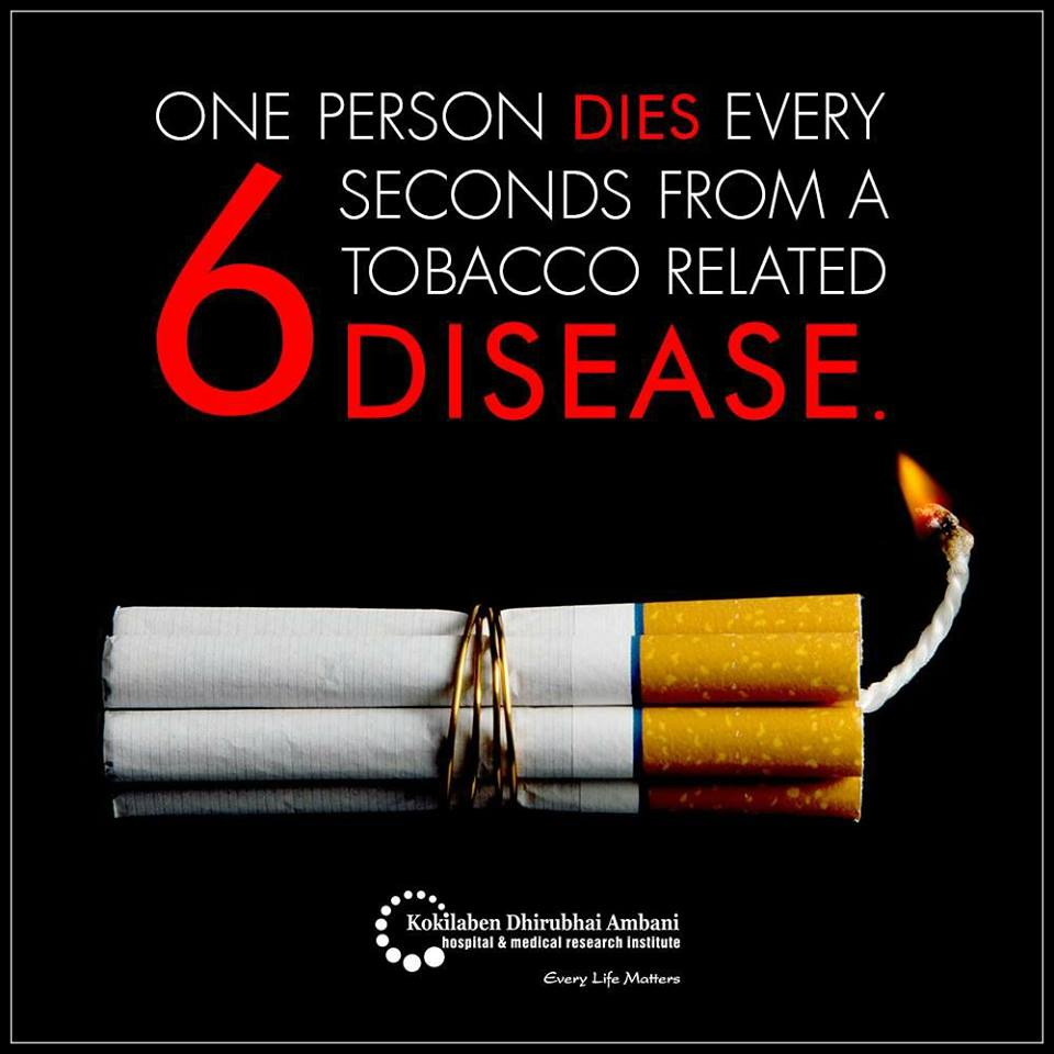 Choose Life. Not Tobacco.