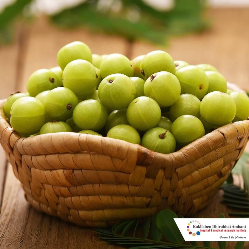 Benefits of Amla