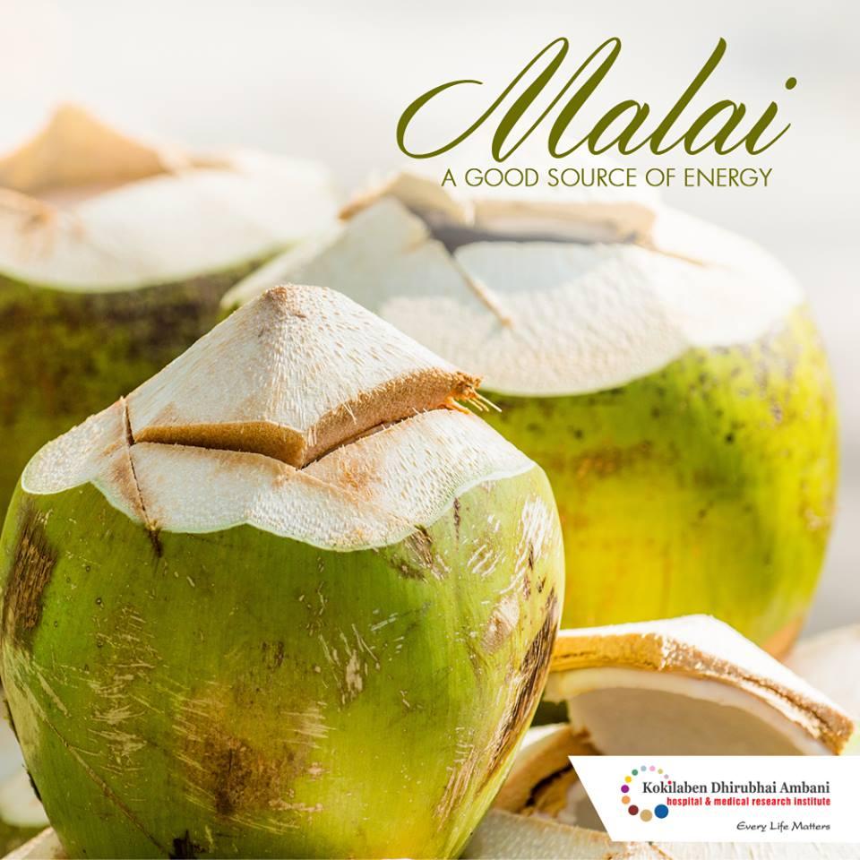Benefits of Coconut Malai
