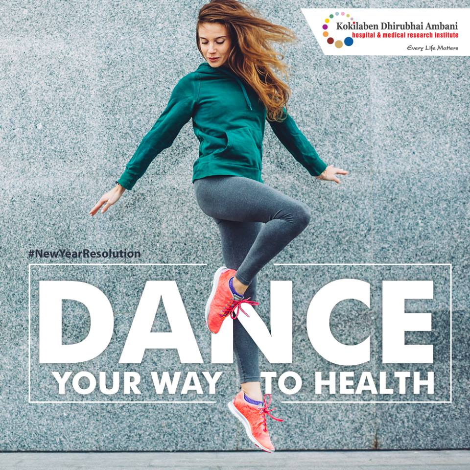Dance your way to health
