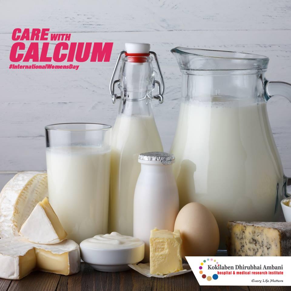 Care with Calcium