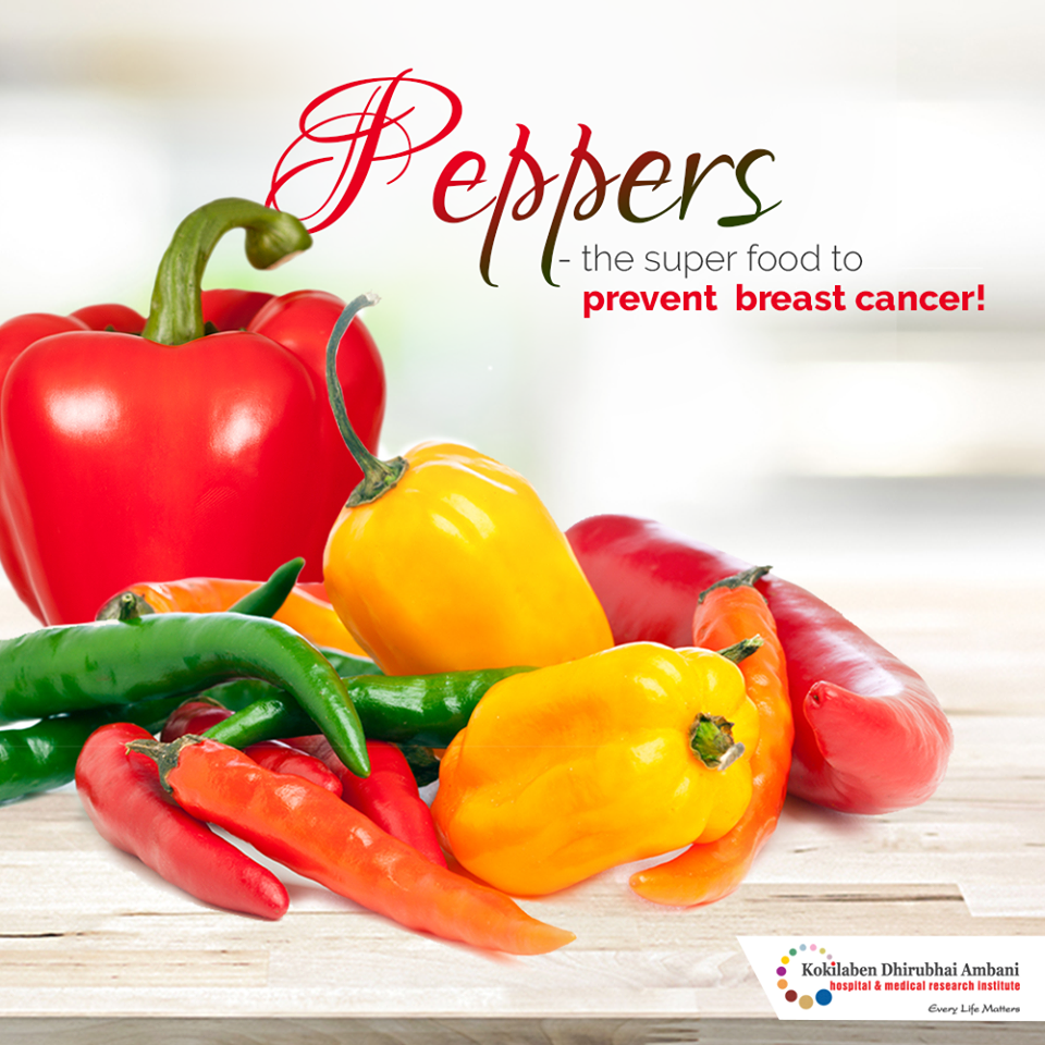 Benefits of peppers