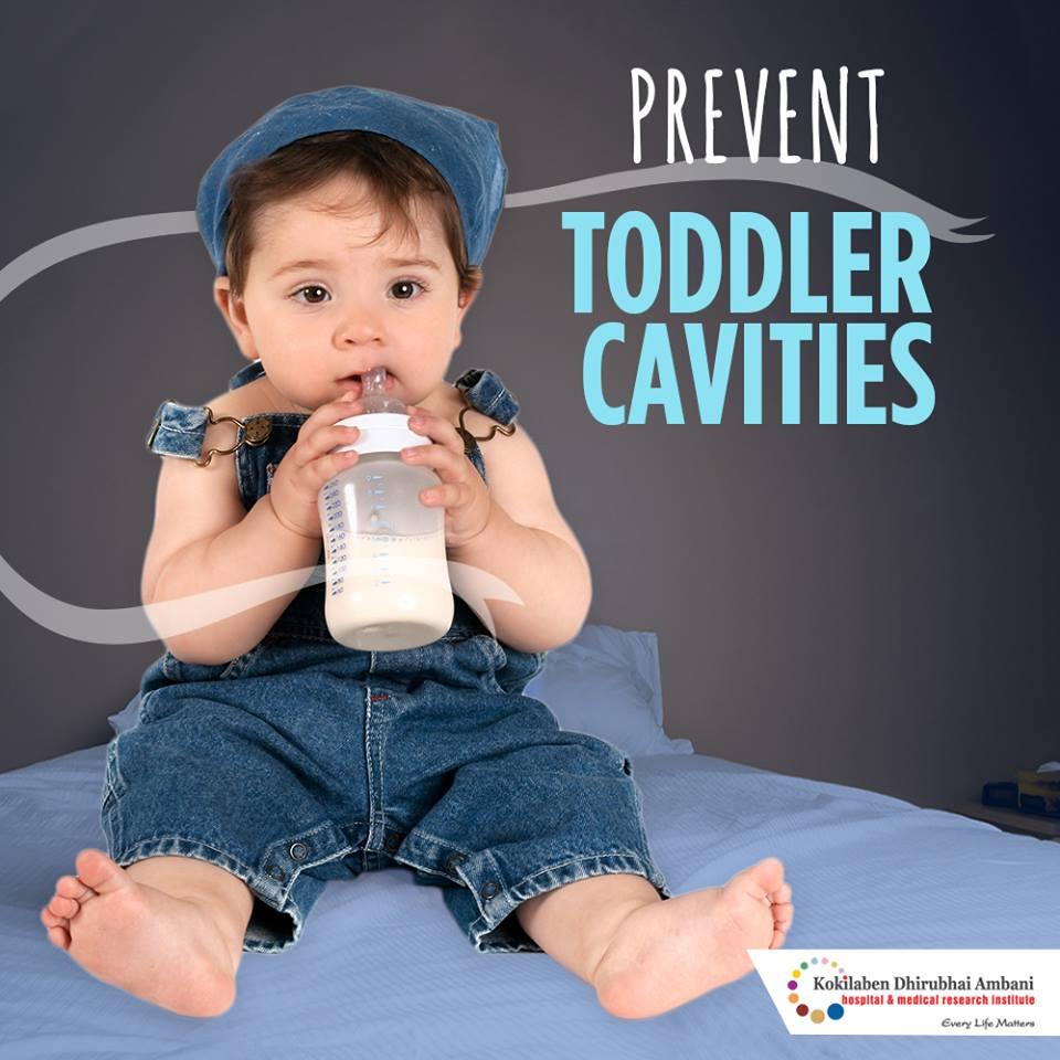 Prevent toddler cavities