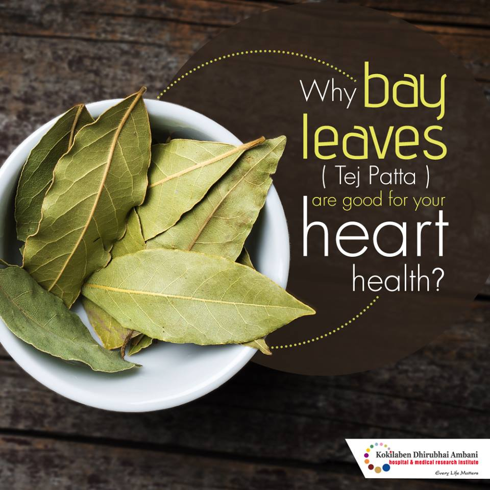 Benefits of bay leaves
