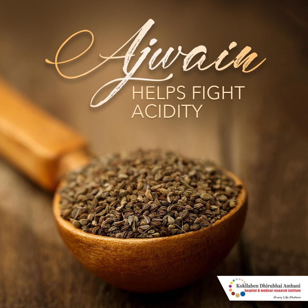 Ajwain: Helping fight acidity