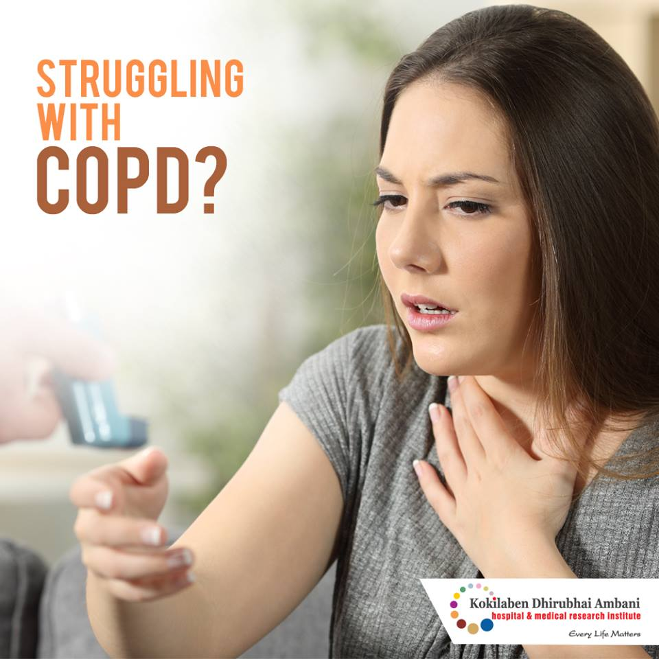 Struggling with COPD?