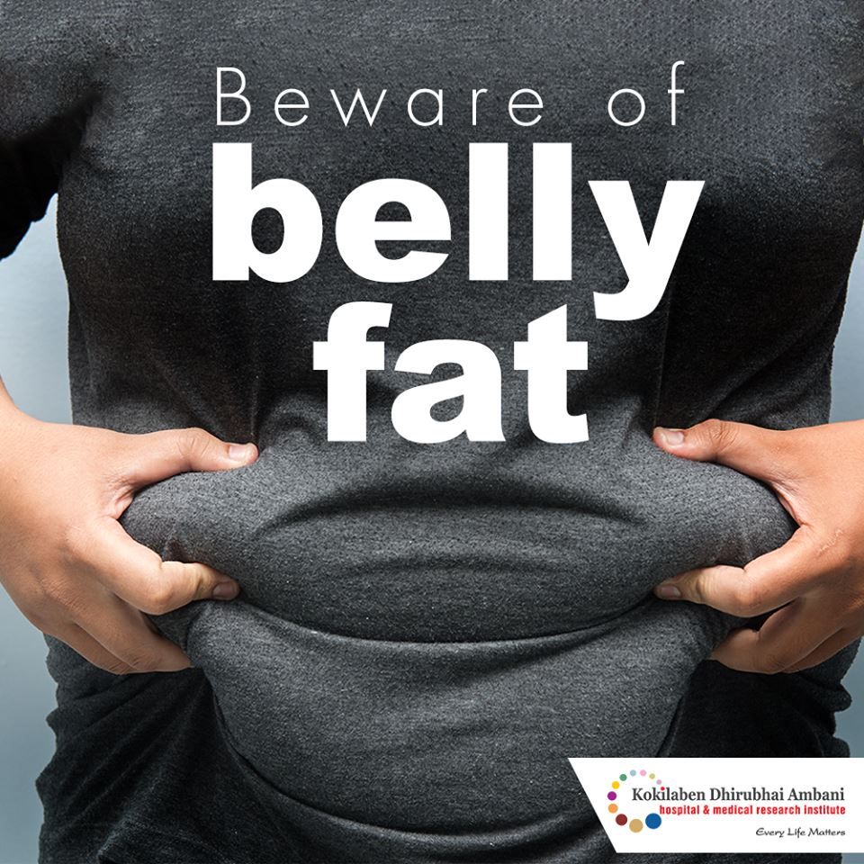 Beware of belly fat