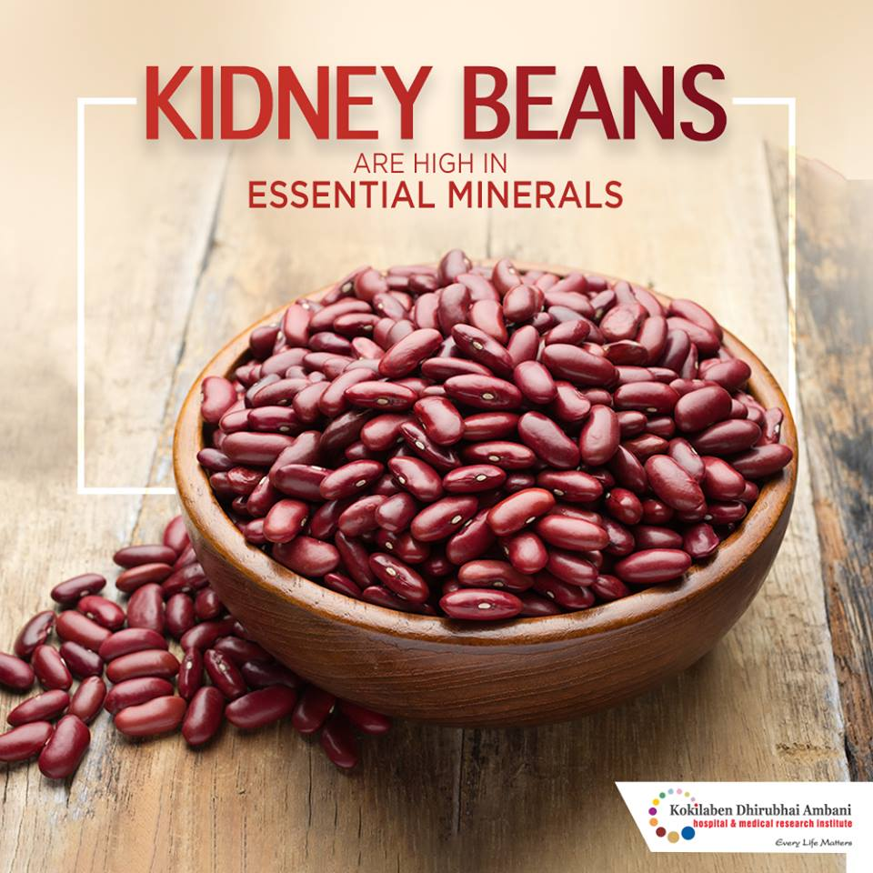 Benefits of Kidney Beans