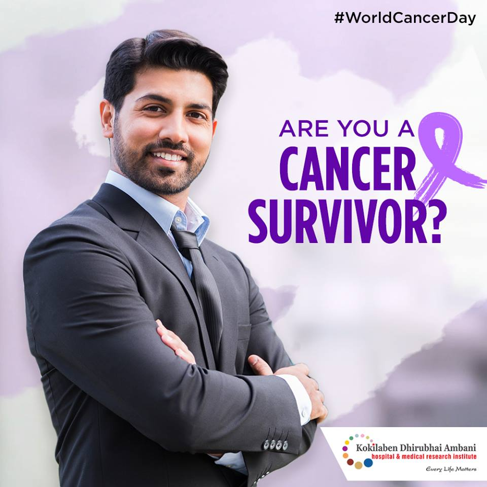 Are you a cancer survivor?