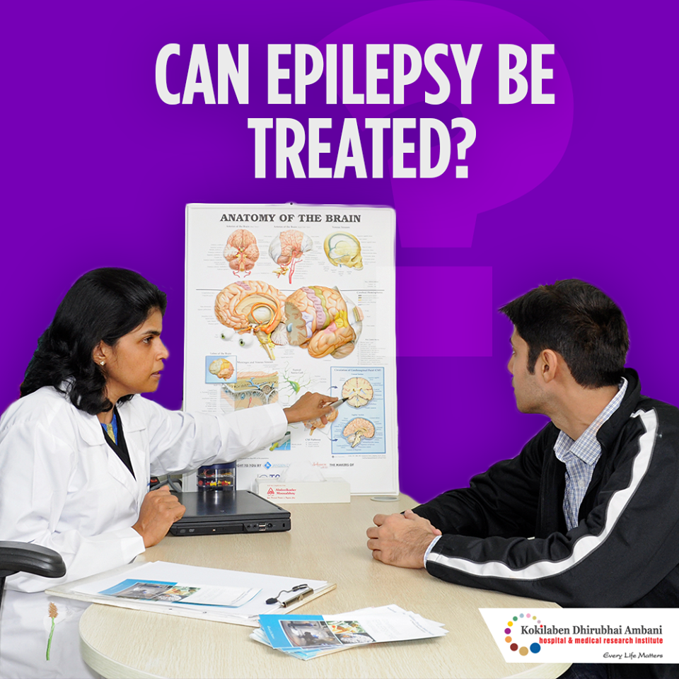 Can epilepsy be treated?