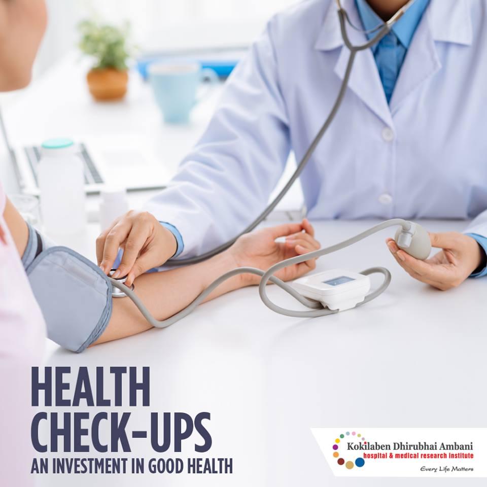 Benefits of regular health checkups