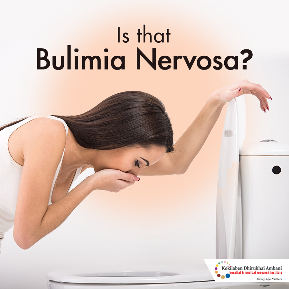 Is that Bulimia Nervosa?
