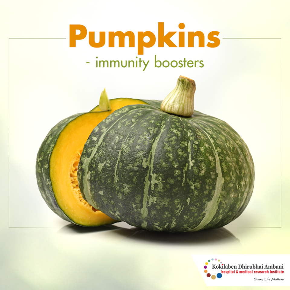 Pumpkin: An Immunity Booster