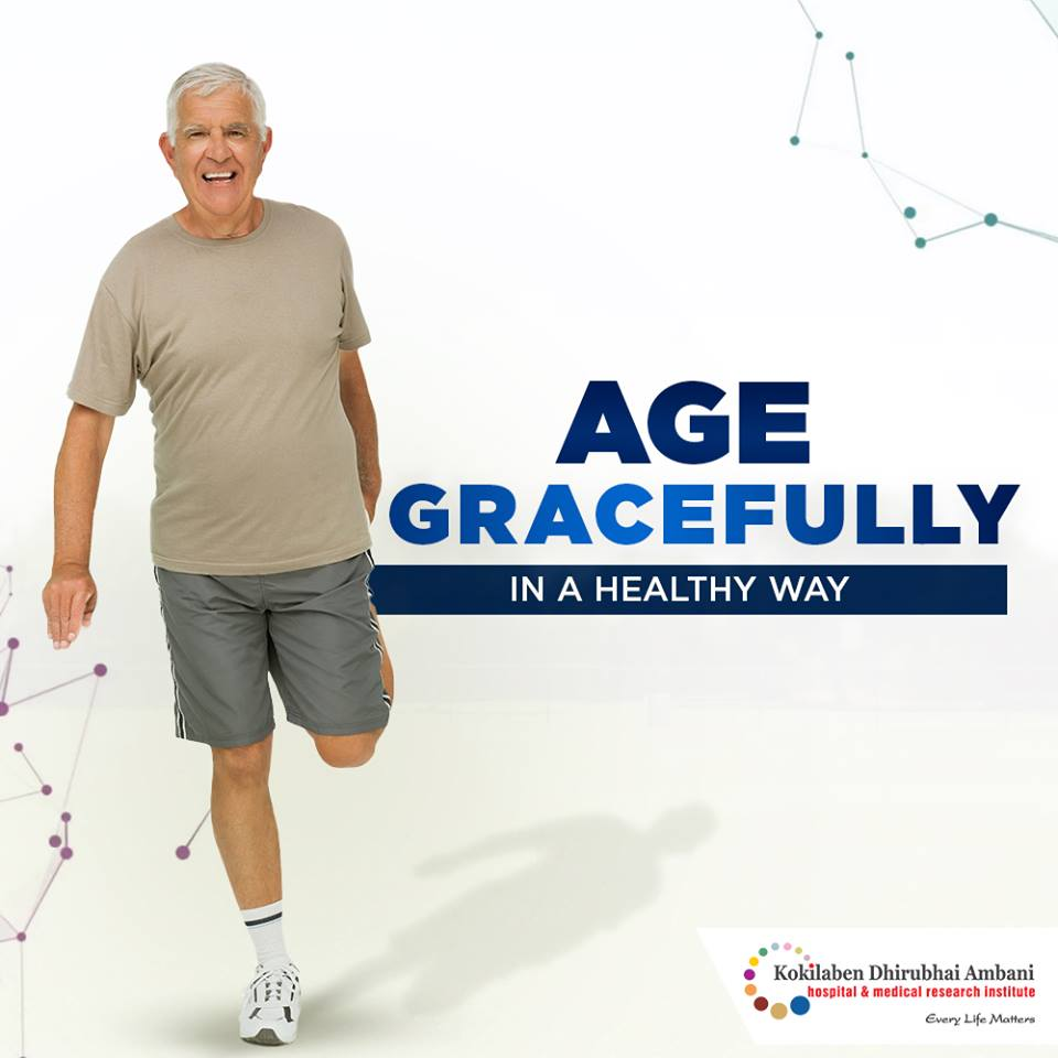 Age gracefully!