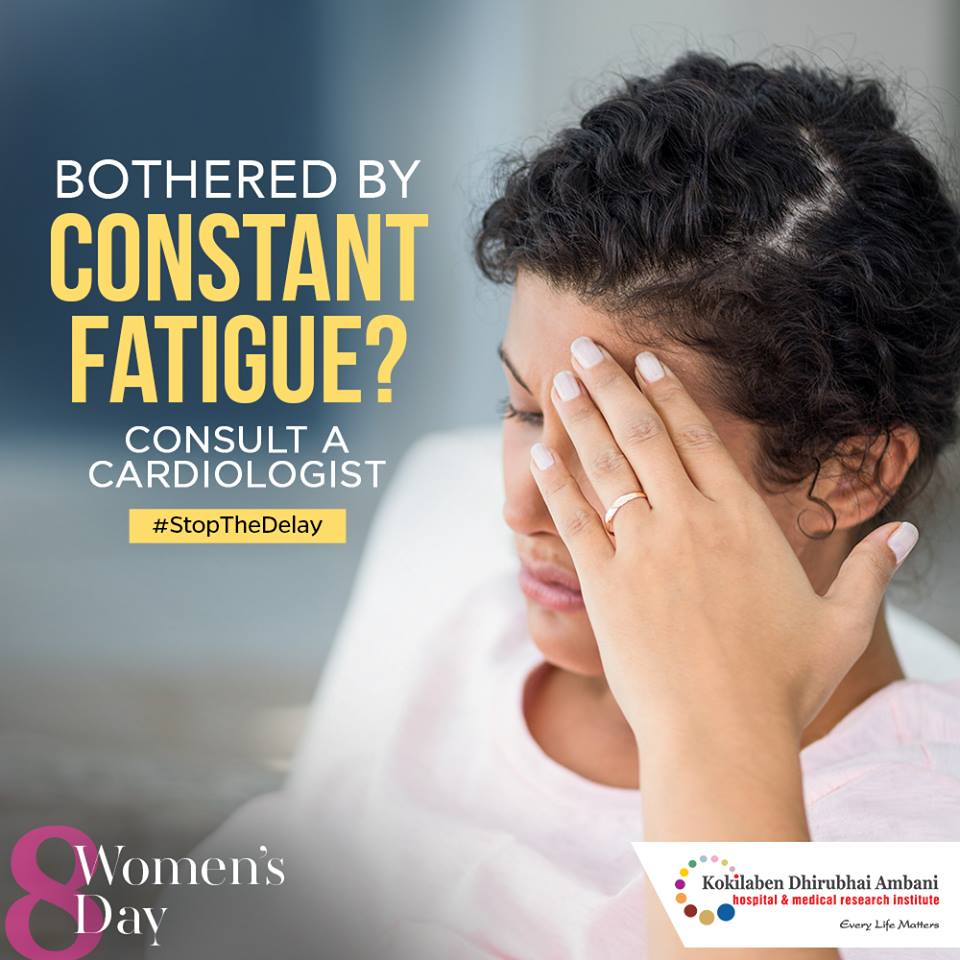 Bothered by constant fatigue?