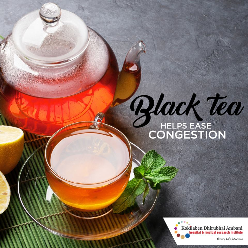 Benefits of black tea?