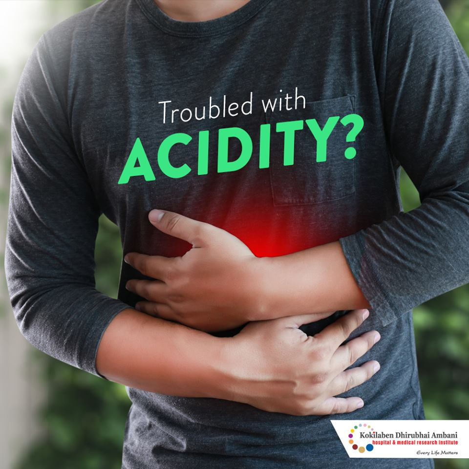 Troubled with Acidity?
