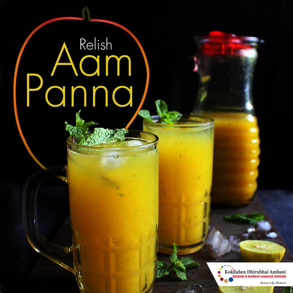 Relish Aam Panna