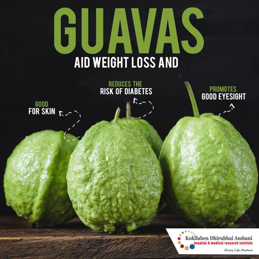 Guava Benefits: Heart Healthy, Weight Loss Friendly and More