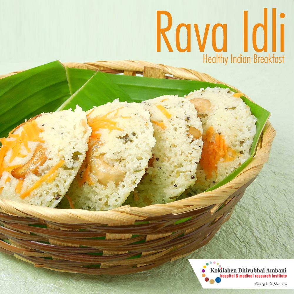 Rava Idli: The Healthy Breakfast Alternative