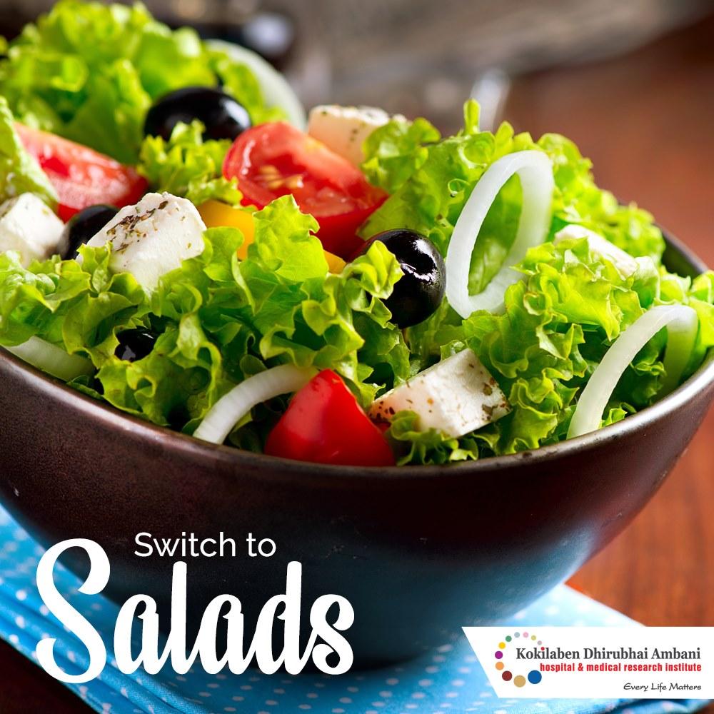 Switch to Salads!